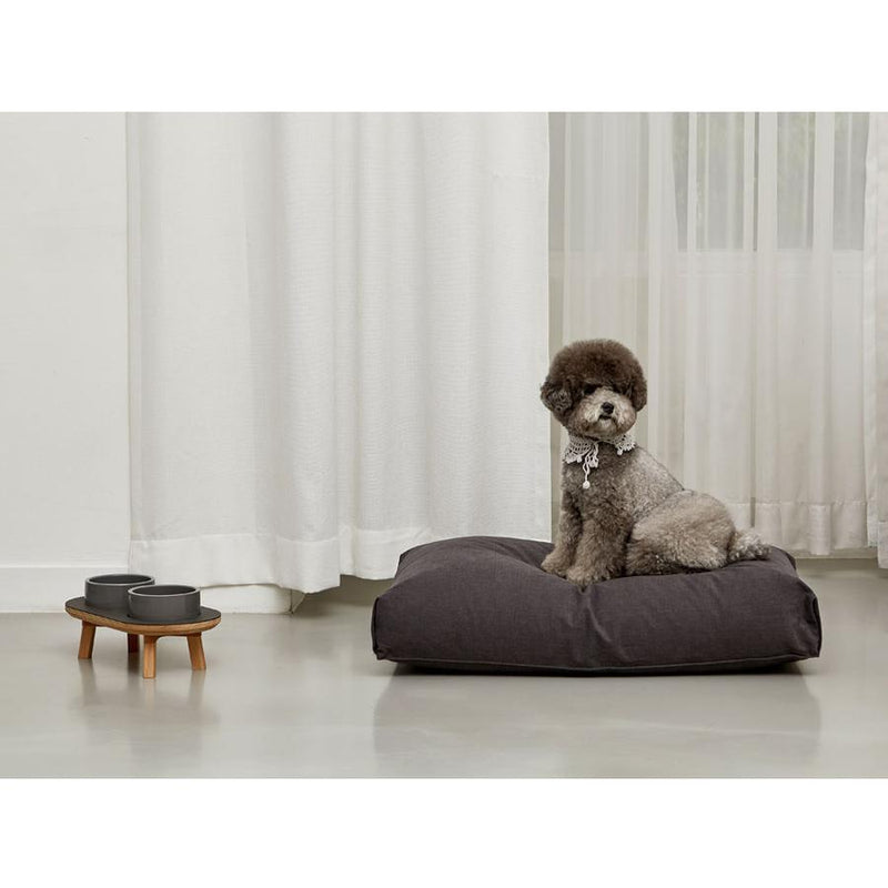 Rest Dog Bed Charcoal