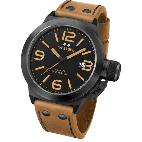 TW Steel Canteen Strap Watch - CS42