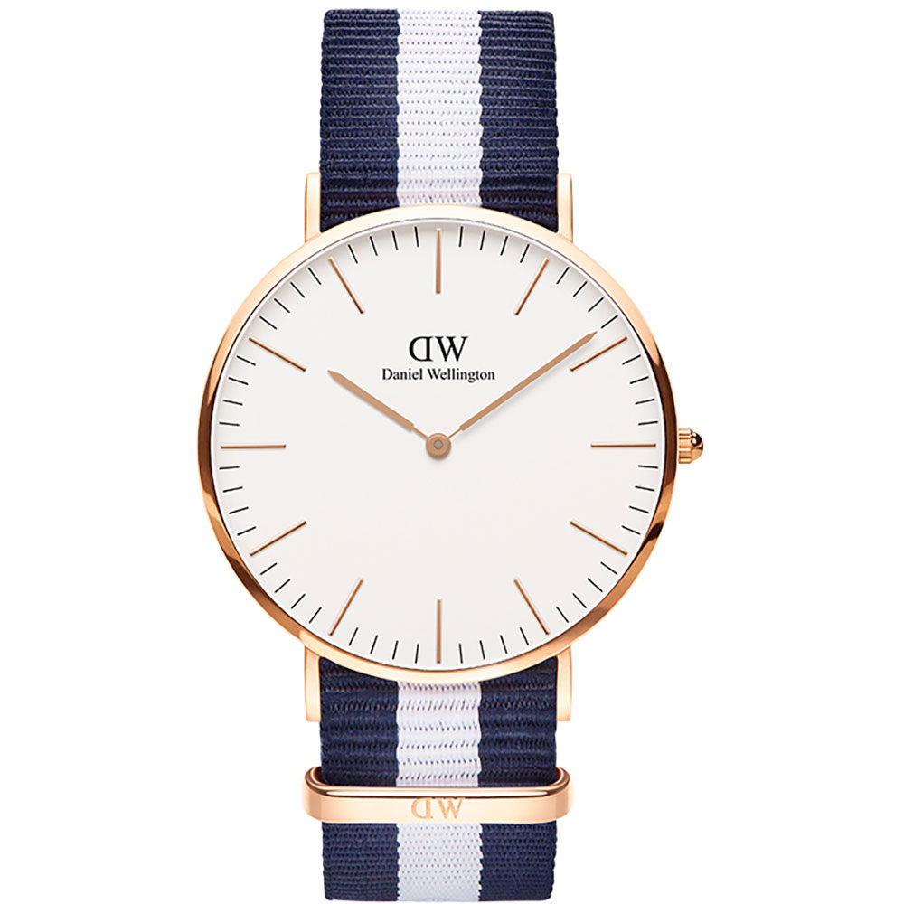 Daniel Wellington 40mm Classic Glasgow watch