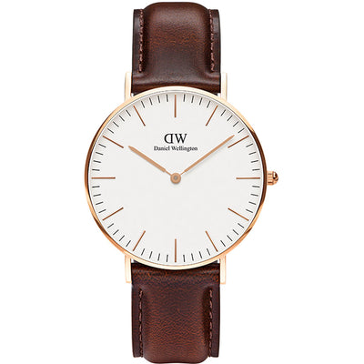 Daniel Wellington 36mm Classic Bristol watch