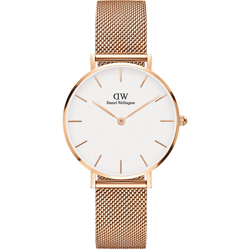 Daniel Wellington 32mm Petite Melrose watch