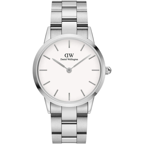 Daniel Wellington 36mm Iconic Link watch