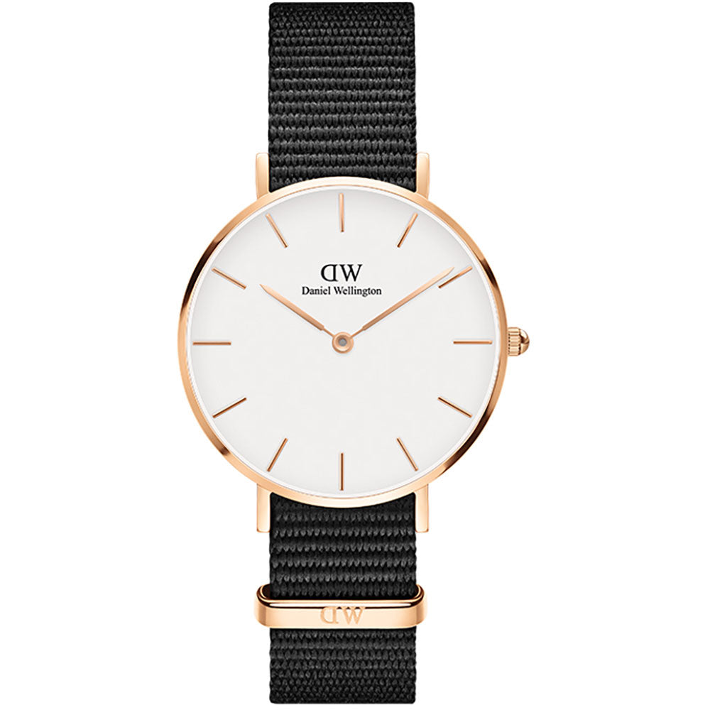 Daniel Wellington 32mm Petite Cornwall watch