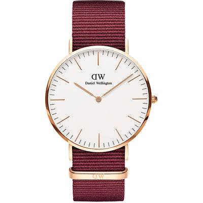 Daniel Wellington 40mm Classic Roselyn watch