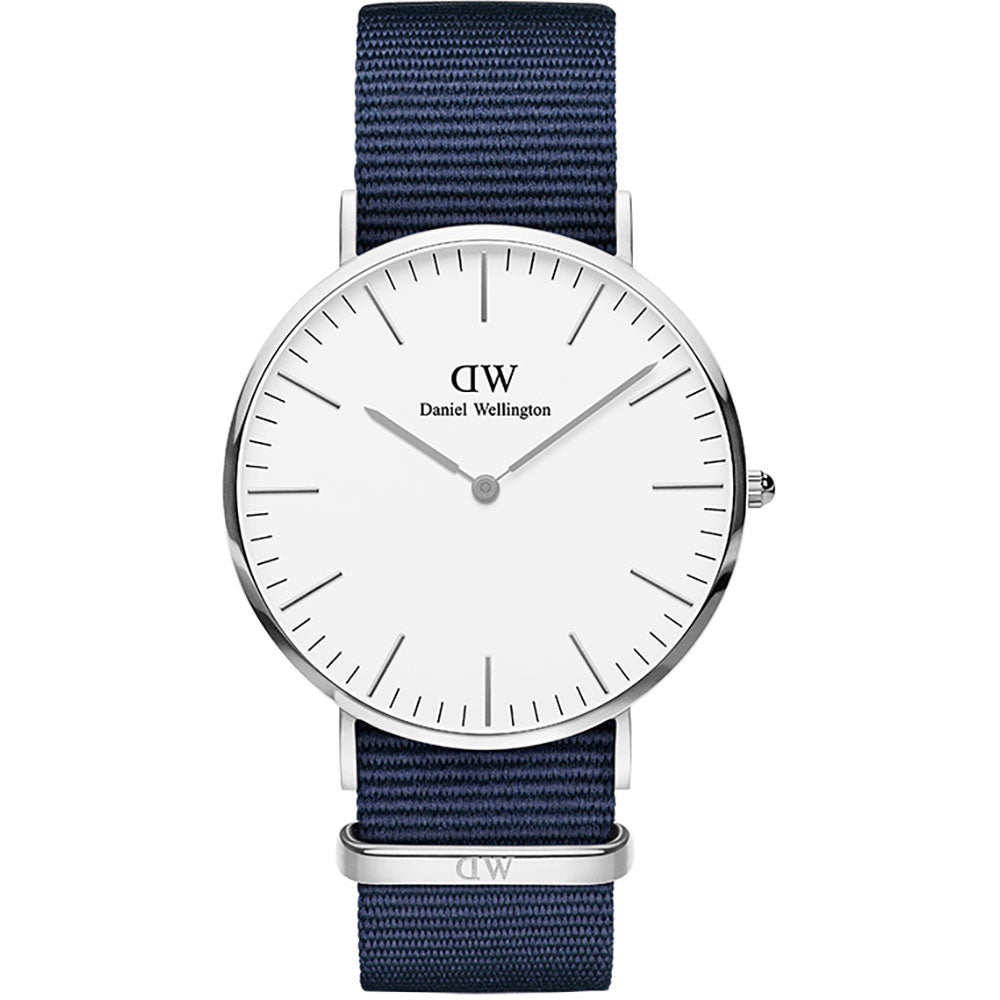 Daniel Wellington 40mm Classic Bayswater watch