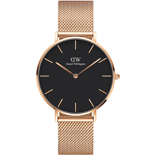 Daniel Wellington 36mm Petite Melrose watch