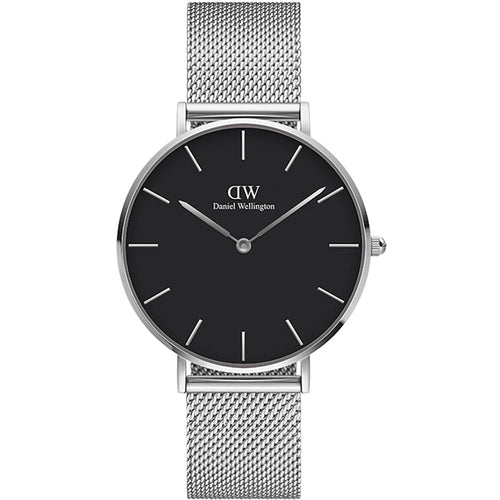 Daniel Wellington 36mm Petite Sterling watch
