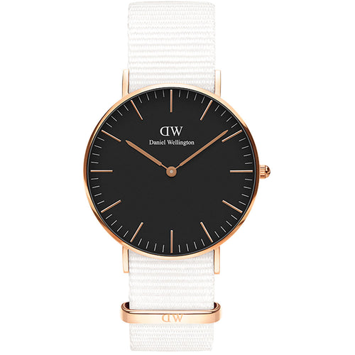 Daniel Wellington 36mm Classic Dover watch