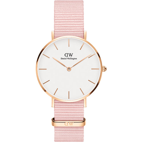 Daniel Wellington 32mm Petite Rosewater watch