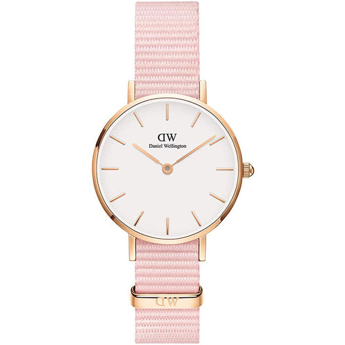 Daniel Wellington 28mm Petite Rosewater watch