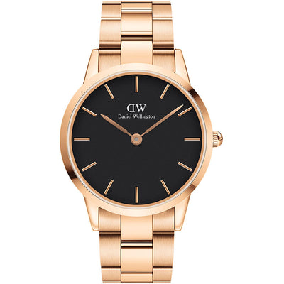 Daniel Wellington 40mm Iconic Link watch