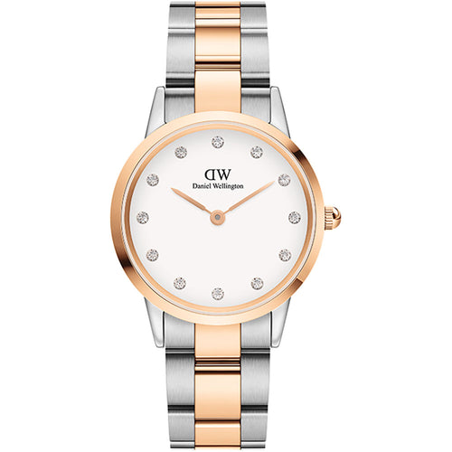 Daniel Wellington 28mm Iconic Link Lumine watch