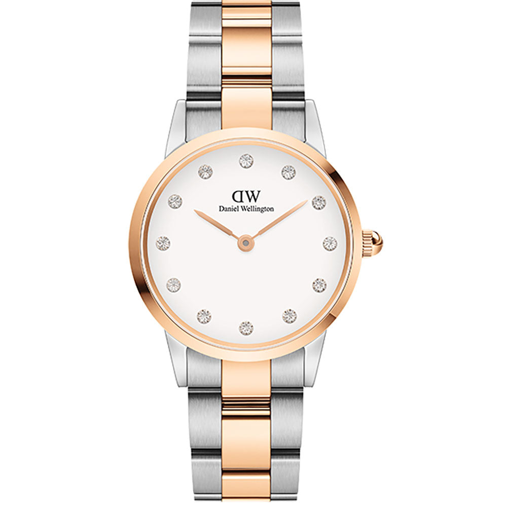 Daniel Wellington 32mm Iconic Link Lumine watch