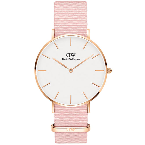 Daniel Wellington 36mm Petite Rosewater watch