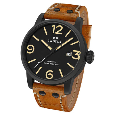 TW Steel Maverick Strap Watch - MS32