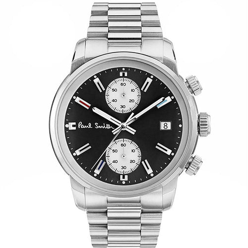 Paul Smith Men's Block watch
