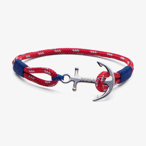 Tom Hope Artic Blue bracelet - M