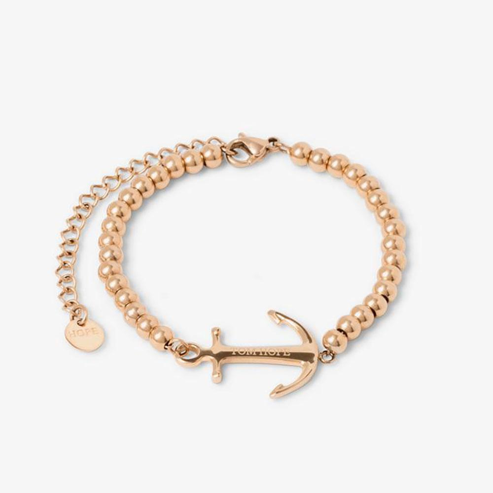 Tom Hope Saint Perline bracelet - M