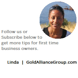 Follow us or subscribe to get tips for first time business owners.