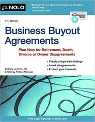 buyout agreements book