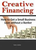 creative financing ebook cover
