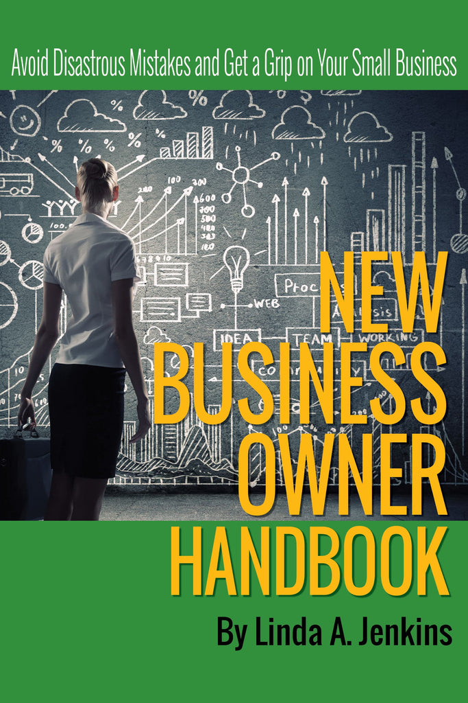 New Business Owner's Handbook - PDF business guide