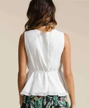 Load image into Gallery viewer, Sienna Peplum Top