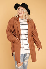 Load image into Gallery viewer, Charlotte Lightweight Camel Coat