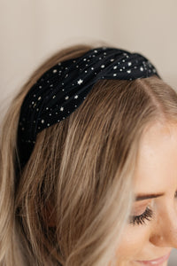 Double Dutch Headband in Stardust