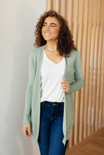 Load image into Gallery viewer, Million Dollar Pistachio Cardigan
