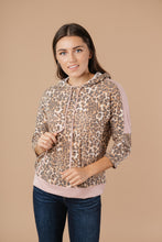 Load image into Gallery viewer, Pink Leopard Hoodie