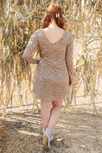 Sassy Spotted Dress