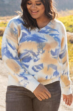 Load image into Gallery viewer, Tasha Tie Dyed Top
