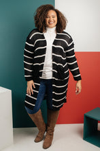Load image into Gallery viewer, The Janessa Striped Cardigan