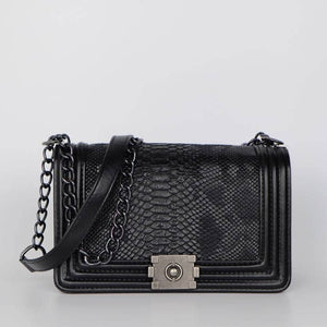 Jamie Cross Body-Black