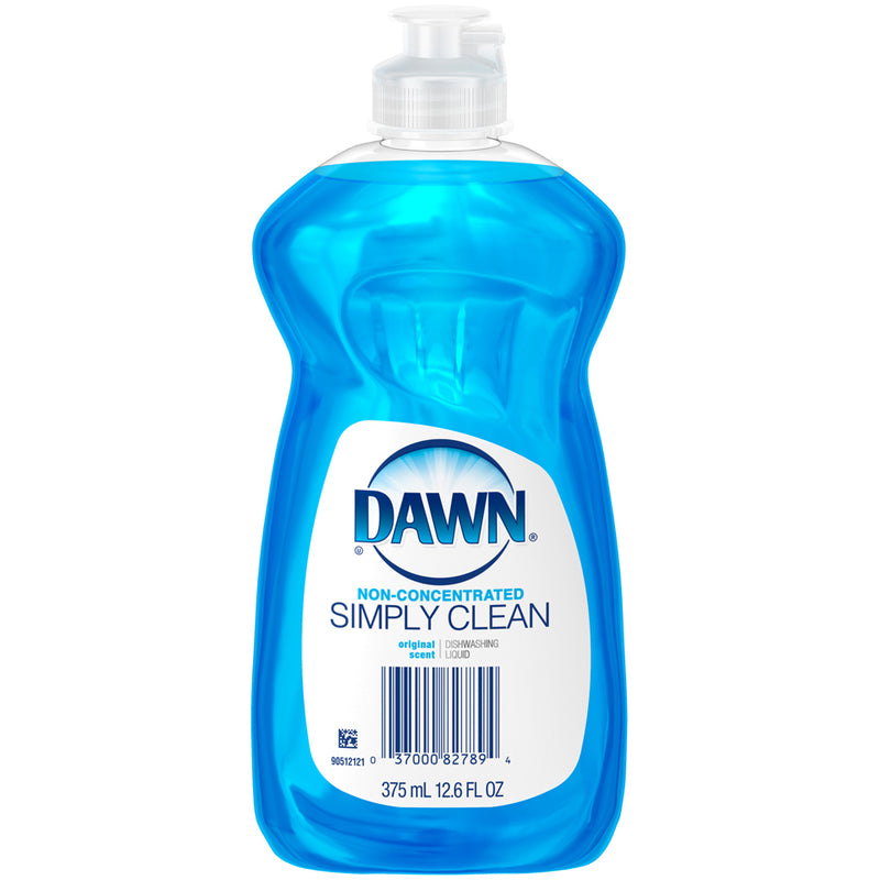 Dawn Simply Clean Original Scent Non-Concentrated Dish Soap 12.6 oz