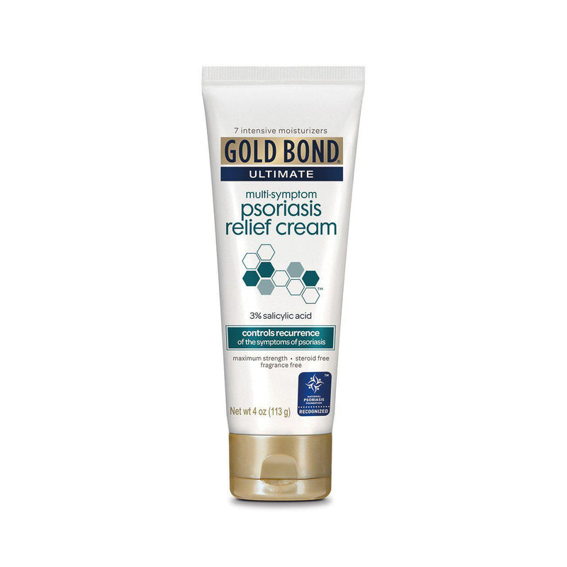 Gold Bond Ultimate Psoriasis Relief Cream, 4 oz