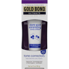 Gold Bond Dark Spot Minimizing Cream 2 oz