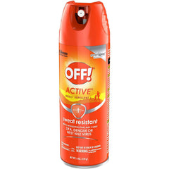 OFF! Active Mosquito Repellent, 6 oz