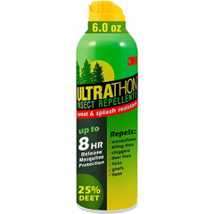 Ultrathon Insect Repellent Spray, 25% Deet, 6 oz.