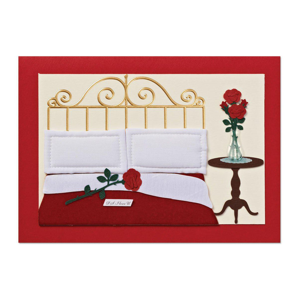 PAPYRUS Anniversary - Romantic bedroom