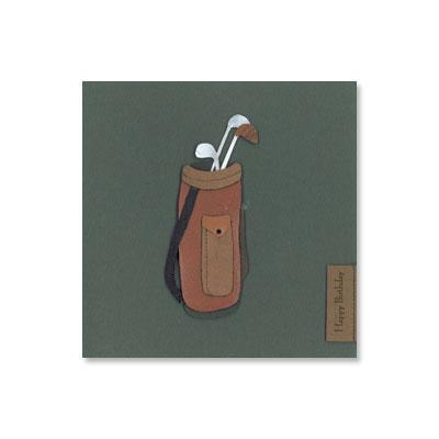 PAPYRUS Happy birthday - golf bag
