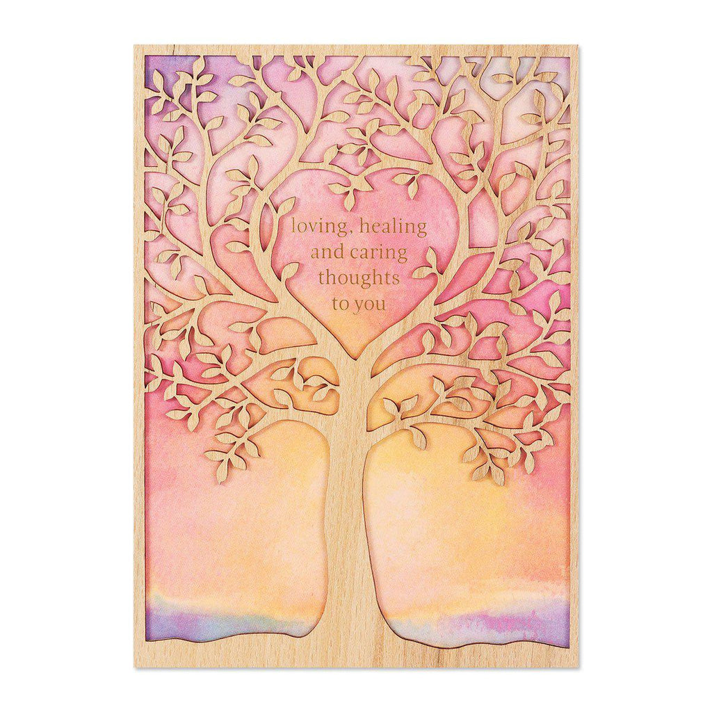 """Paper Destiny for Papyrus Christmas Sympathy Greeting Card 5"""" x 7"""""""