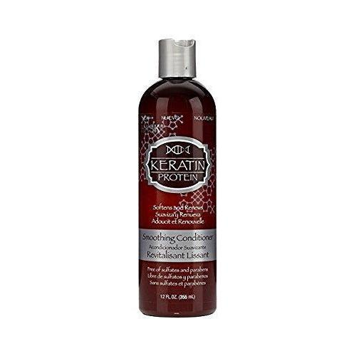 Hask Keratin Protein Smoothing Conditioner, 12 oz