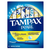 Tampx Pearl Plastic Tampons, Regular Absorbency, Unscented, 18 CT
