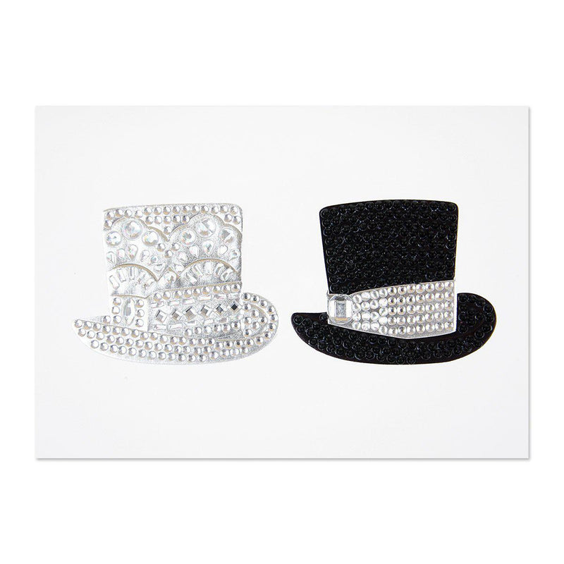 PAPYRUS Wedding - wedding top hats