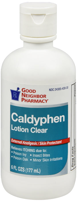 GNP Caldyphen Clear Lotion, 6 Oz