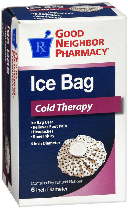 GNP Ice Bag, 6 Inches