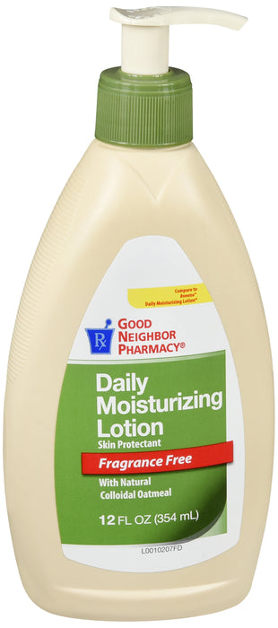 GNP Daily Moisturizing Lotion, 12 Fl Oz