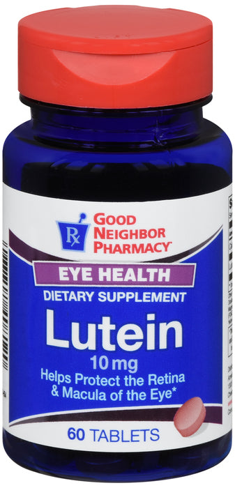 GNP Lutein 10mg, 60 Tablets